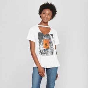 ❤Justin Timberlake man in the woods graphic tee